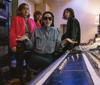 Sleater-Kinney Are Working With St. Vincent on New Music, Oh Fuck, Oh Shit