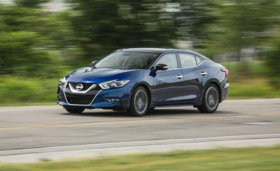 2017 Nissan Maxima Tested: Luxury Is as Premium Does