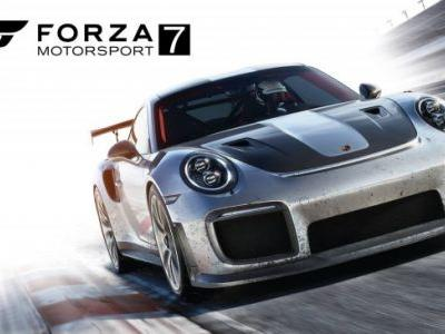 Forza Motorsport 7 New Video Shows Off 4K and 60fps Xbox One X Footage