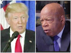 Trump Continues Twitter Attack on John Lewis: He Should Focus on 'Burning and Crime Infested Inner-Cities'
