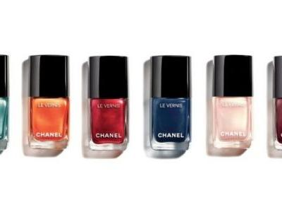 Chanel's Bold New Nail Polish Collection Is a Luxe Dream