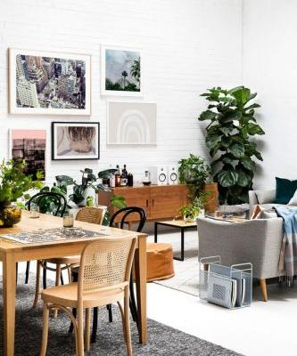 HUNTING FOR GEORGE CELEBRATES REAL HOMES