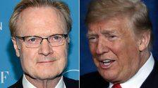 MSNBC's Lawrence O'Donnell: 'Donald Trump Will Be, Must Be Impeached'