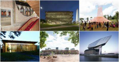 "Adjaye, OMA and ZHA Among 13 Shortlisted for 2017 ""Design of the Year"""