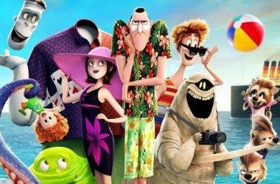 Hotel Transylvania 3 Demolishes The Rock's Skyscraper at
