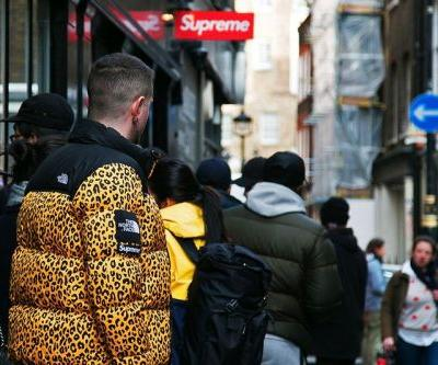 Take a Look at the New Shanghai Supreme Italia Store