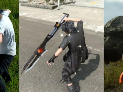 Bless you for having mod support, Final Fantasy XV