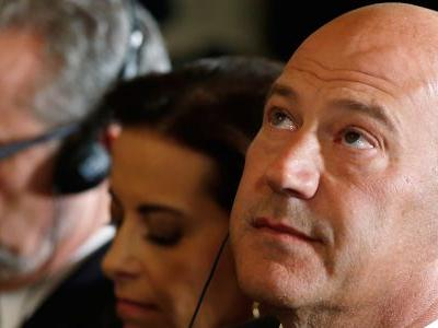 Trump reportedly offered Gary Cohn the job of CIA director - then changed his mind