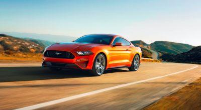 The 2018 Ford Mustang Hits 60 MPH In Less Than 4 Seconds With New 'Drag Strip' Mode