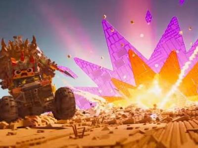 The Latest LEGO MOVIE 2 Trailer Goes Full MAD MAX: FURY ROAD