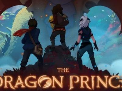 Netflix Announces 'The Dragon Prince' Animated Series From the Writer of 'Avatar: The Last Airbender'