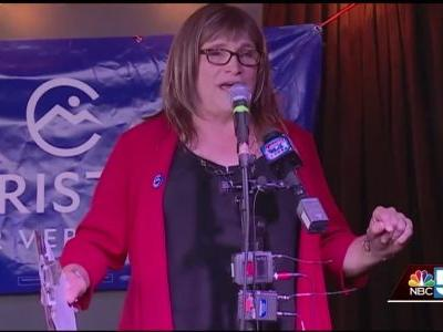 Christine Hallquist wins historic primary in Vermont as first ever transgender candidate for governor