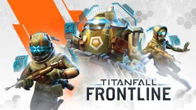 Titanfall card-game spin-off Titanfall: Frontline has been cancelled