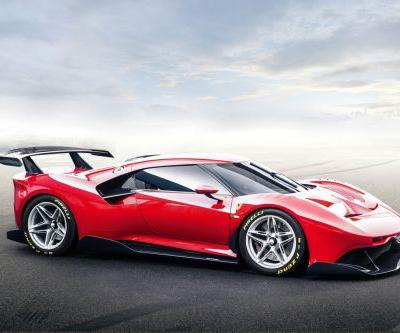 Ferrari P80/C One-Off Revealed Using Some Of Most Iconic Models For Inspiration