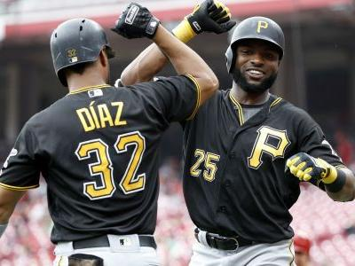 MLB wrap: Pirates top Reds, extend winning streak to 9
