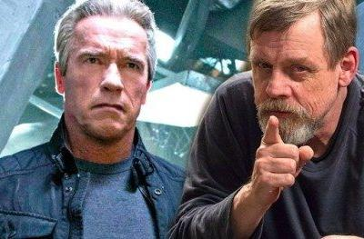 Mark Hamill Shares the Awful Advice He Gave Young Arnold