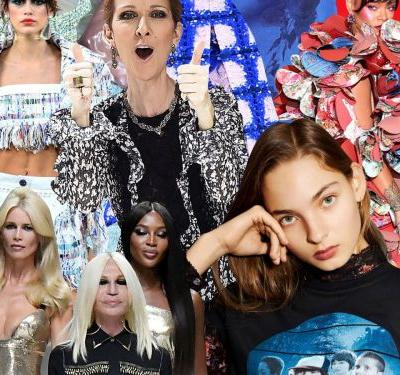 Which Of 2017's Biggest Fashion Moments Got You Talking?