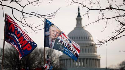 Live Coverage: Donald Trump's Presidential Inauguration