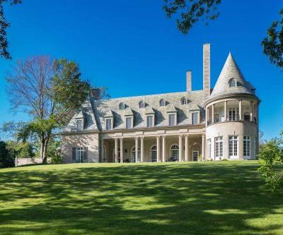 Dream House of the Week: The mansion that inspired 'The Great Gatsby'