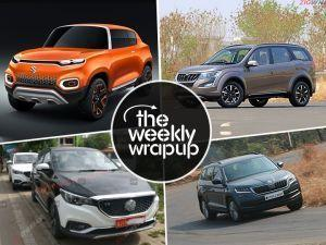 Top 5 Car News Of The Week Maruti S-Presso Details Leaked Mercedes GLE MG eZS Spied Kodiaq Corporate Edition Launched And More