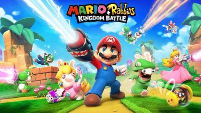 Leaked Mario + Rabbids Kingdom Battle Art Will Make You Question Everything