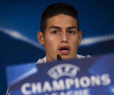 Rodriguez says he's not seeking revenge against Real Madrid