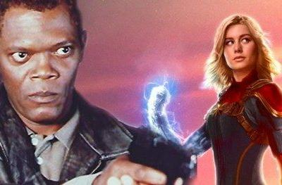 Samuel L. Jackson Will Be De-Aged Through All of Captain