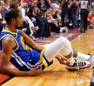 Opinion: Warriors' Kevin Durant buckling up for his longest year after Achilles injury