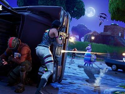 Fortnite Update Changes Console Cross-Play Pool