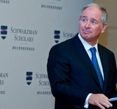 Wall Street billionaire Steve Schwarzman gave a record-setting gift to his public high school - and it highlights the dire situation American schools face