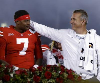 Ohio State finishes No. 3 in final AP poll behind Clemson, Alabama
