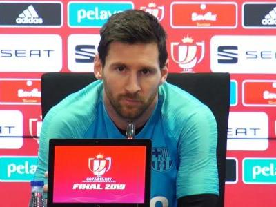 There was only one team on the pitch - Messi on Liverpool defeat