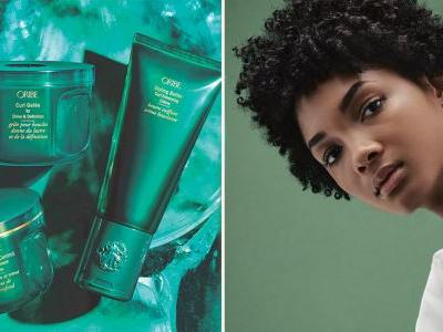 When Does Oribe's New Highly Textured Hair Collection Drop? It's Designed With Type 4 Hair In Mind