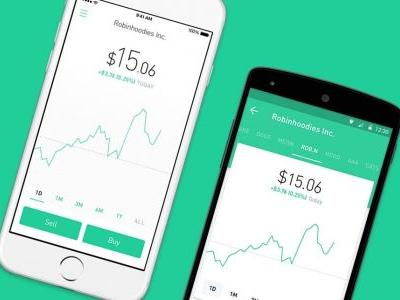 Robinhood is making more money per trade than rival brokerages as millennials rush into day-trading