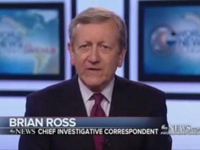 ABC News Suspends Brian Ross for Botched Michael Flynn Reporting