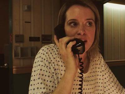'Unsane' Clip: Claire Foy Calls For Help