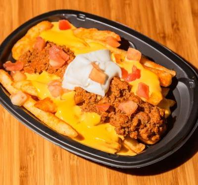 You can now order a burrito stuffed with fries at Taco Bell