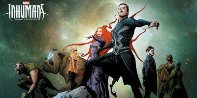 Marvel's Inhumans TV Premiere Has More Footage Than IMAX Version