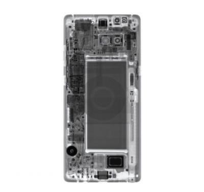 Galaxy Note 8 Gets A 4/10 Repairability Score From iFixit