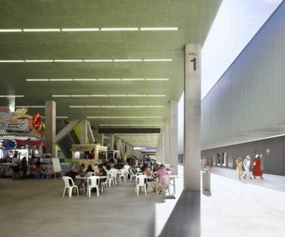 OMA's New Toulouse Exhibition and Convention Centre Opens in France