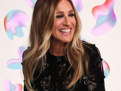 Sarah Jessica Parker Designed Her First Sneaker & It's Very Carrie Bradshaw