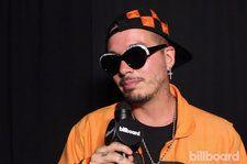 J Balvin on New Album 'Vibras': 'I Want to Bring Something New and Refreshing'
