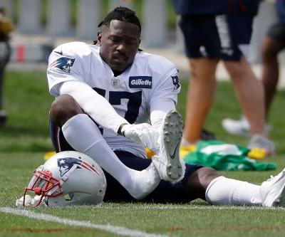 Nike cuts ties with Patriots WR Antonio Brown amid sexual assault lawsuit