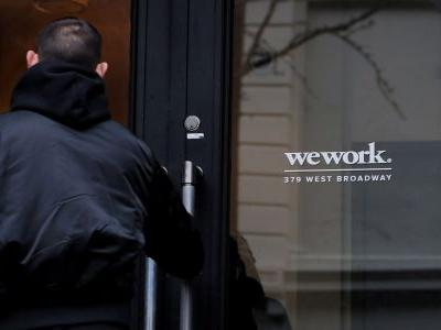 WeWork's bonds plummet to record low after company pulls its IPO