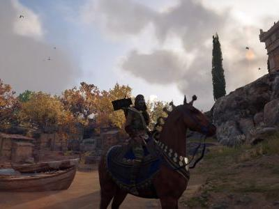 Assassin's Creed Odyssey Horse Guide: Which horse should you choose? Where can you find skins for Phobos?