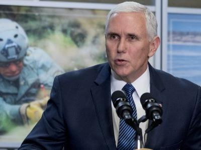 Pence's pickle: How to bargain when no one speaks for Trump