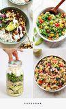 30 Easy and Delicious Summer Lunch Ideas - Bring on the Pasta Salad and Avocado Dressing