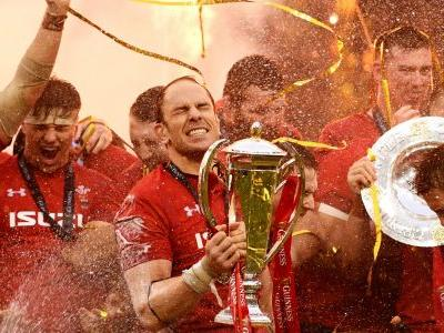 Six Nations 2019: Wales captain Alun Wyn Jones crowned Player of the Championship