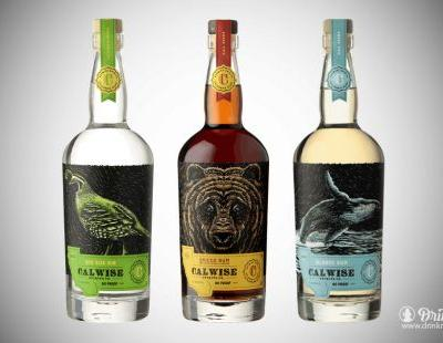 Calwise Gin and Rum