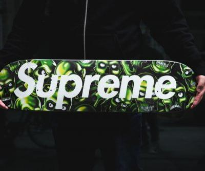 This Was The Scene at Supreme New York's First Spring/Summer 2018 Drop